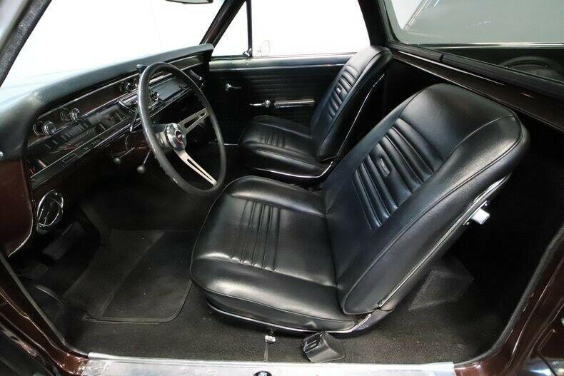 very nice 1967 Chevrolet El Camino custom