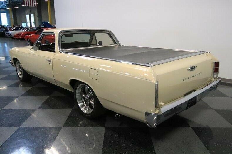 vintage 1966 Chevrolet El Camino custom