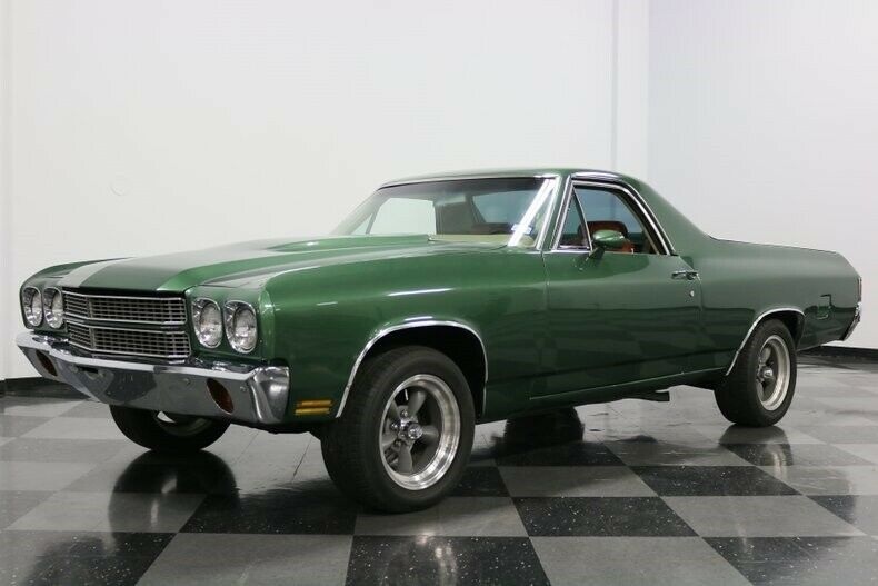 built-up engine 1970 Chevrolet El Camino SS Tribute custom
