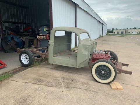project 1948 Ford F 100 custom for sale