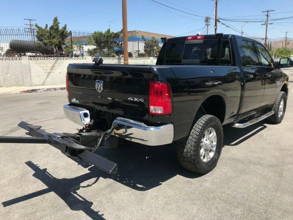 tow truck lift 2014 Dodge RAM 2500 TOW TRUCK custom
