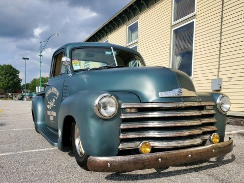 well built 1952 Chevrolet Pick Up custom for sale