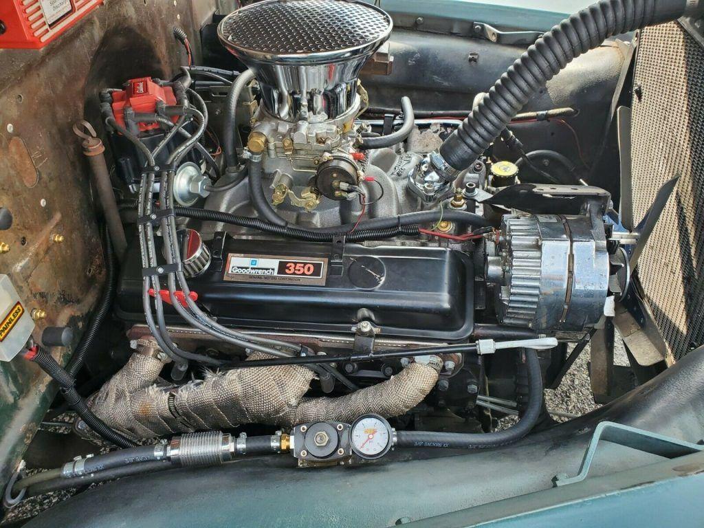well built 1952 Chevrolet Pick Up custom