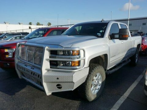 well equipped 2015 Chevrolet Silverado 2500 LT custom for sale