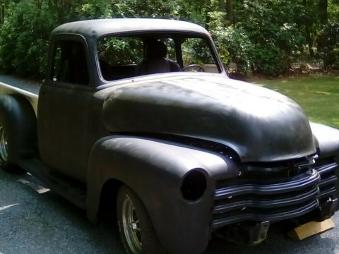 project 1954 Chevrolet Pickup 3100 custom for sale