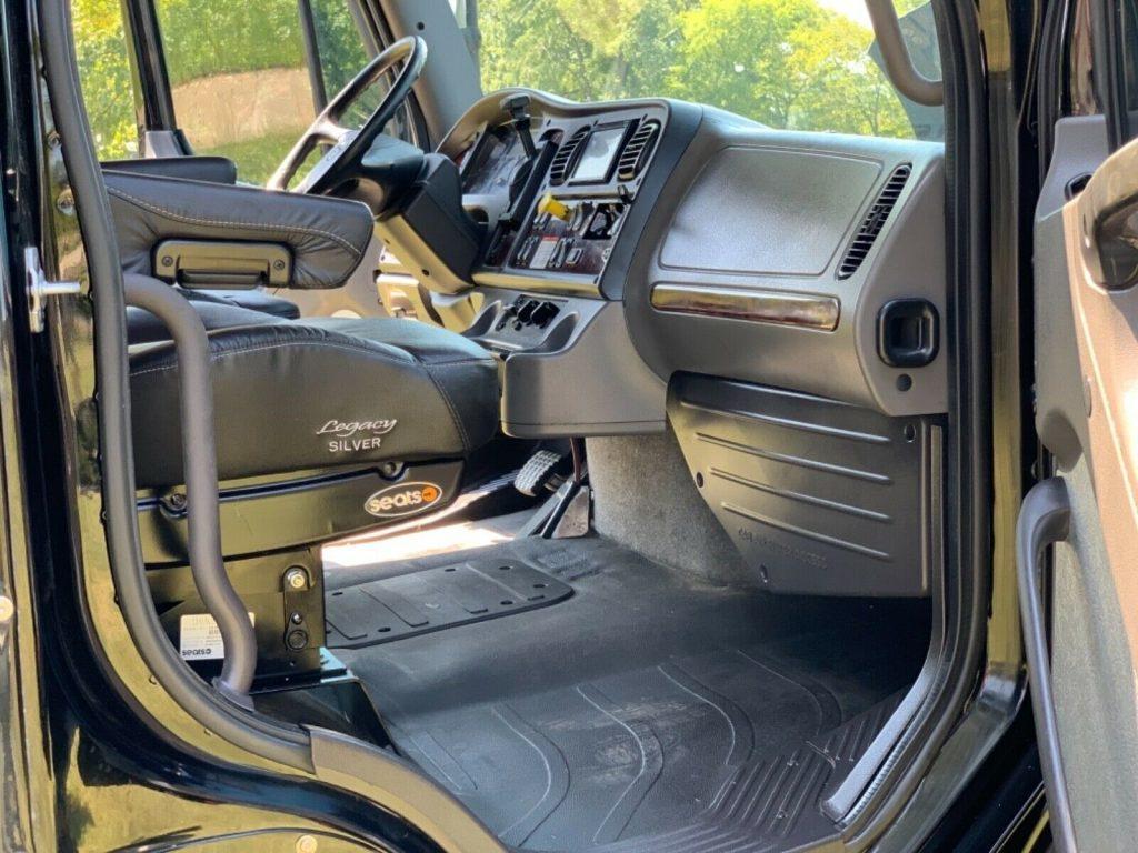 badass 2014 Freightliner M2 106 Sport Chassis Custom