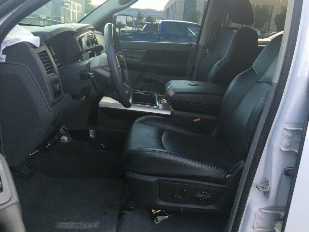 converted 2007 Dodge Ram 2500 Mega Cab custom