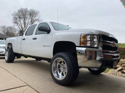 garage queen 2009 Chevrolet Silverado 2500 custom for sale
