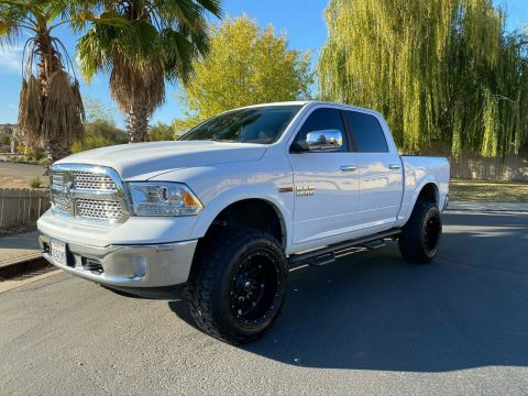 loaded and modified 2018 Dodge Ram 1500 custom for sale