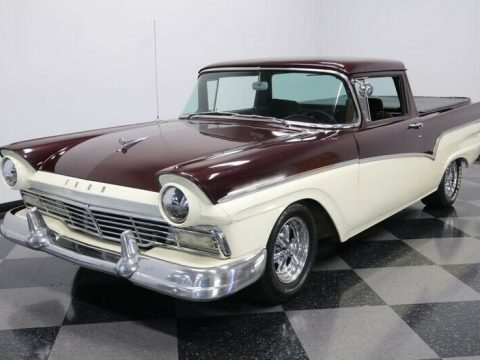 big block 1957 Ford Ranchero custom for sale