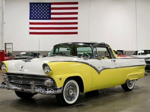 incredibly rare 1955 Ford Ranchero custom for sale
