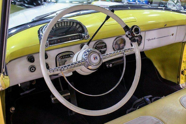 incredibly rare 1955 Ford Ranchero custom