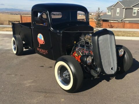 just finished 1935 Chevrolet Pickup custom for sale