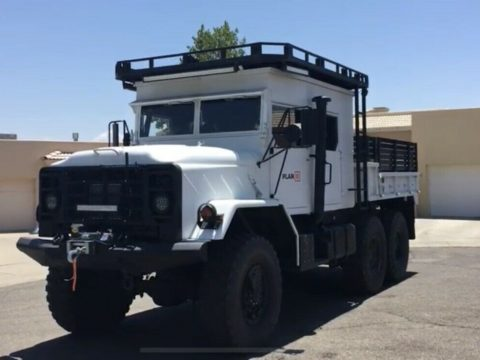 Military 1991 BMY Custom 5 Ton Truck custom for sale