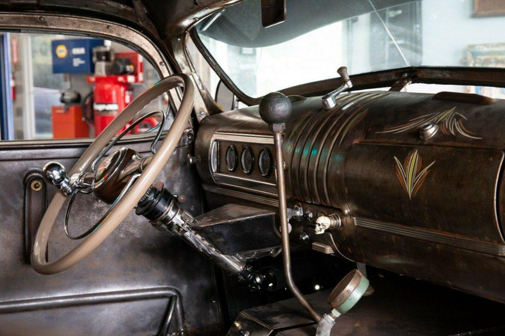 detailed 1949 Chevrolet Pickup custom