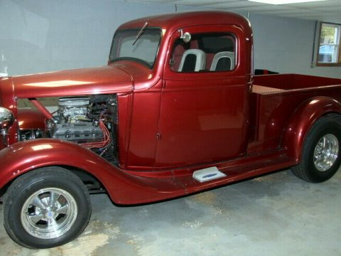 excellent shape 1936 Chevrolet Pickup custom for sale