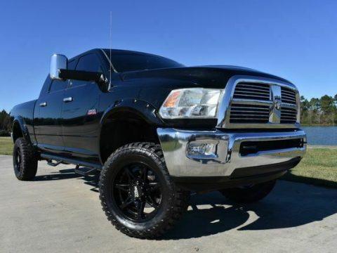 lifted 2012 Ram 2500 Laramie custom for sale