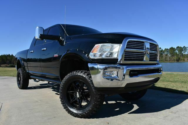 lifted 2012 Ram 2500 Laramie custom
