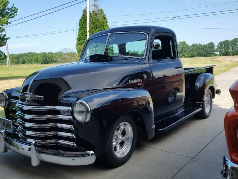 restomod 1953 Chevrolet 5 Window Pickup custom for sale