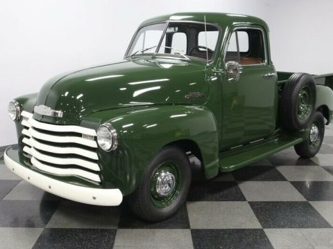 restomod 1953 Chevrolet Pickup 5 Window custom for sale