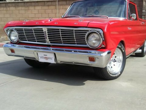 restored 1965 Ford Ranchero Basic custom for sale