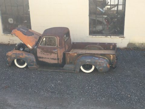 vintage 1953 Chevrolet Pickup custom for sale