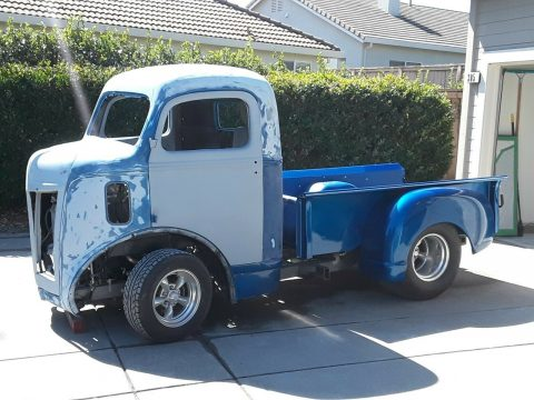 amazing 1946 Ford Cabover Pickup custom for sale