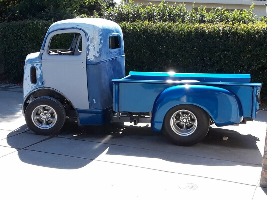 amazing 1946 Ford Cabover Pickup custom