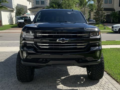 brand new engine 2016 Chevrolet Silverado K1500 HIGH COUNTRY custom for sale