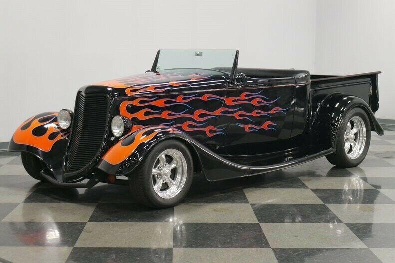 stroker 1934 Ford Pickup custom