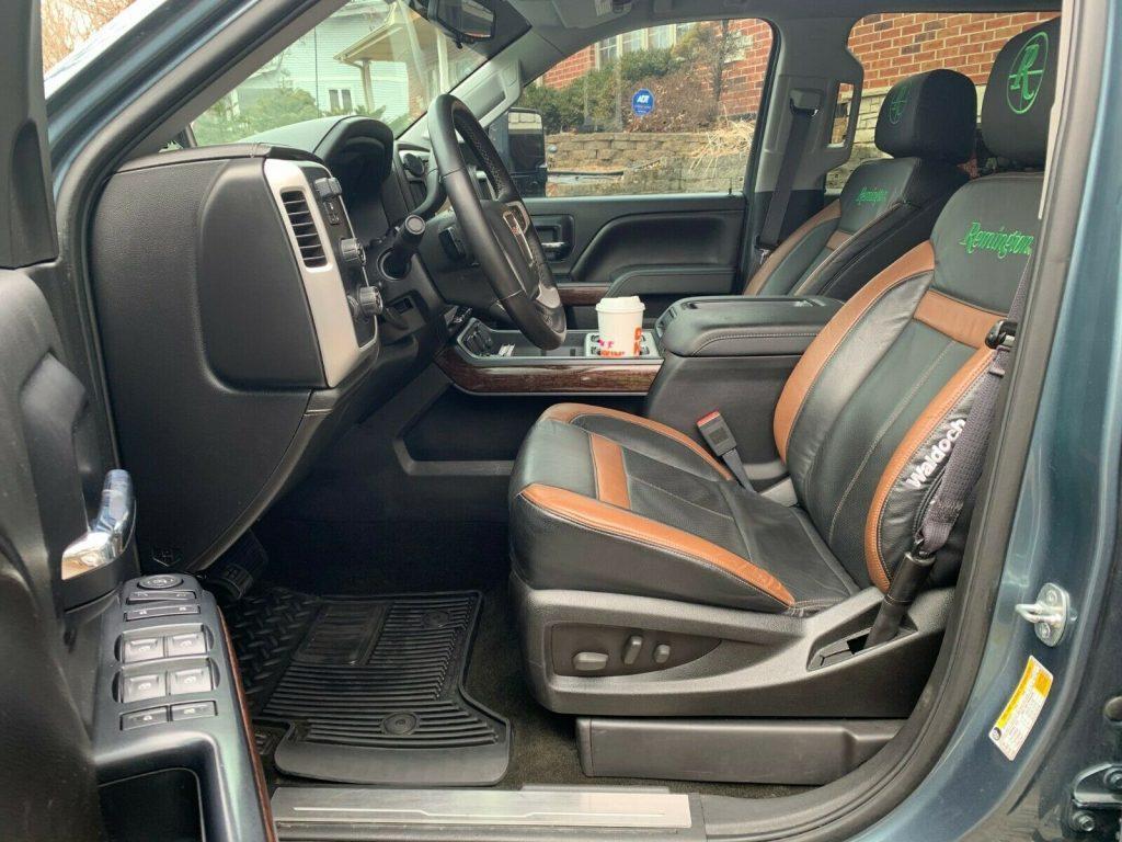 top shape 2014 GMC Sierra 1500 custom