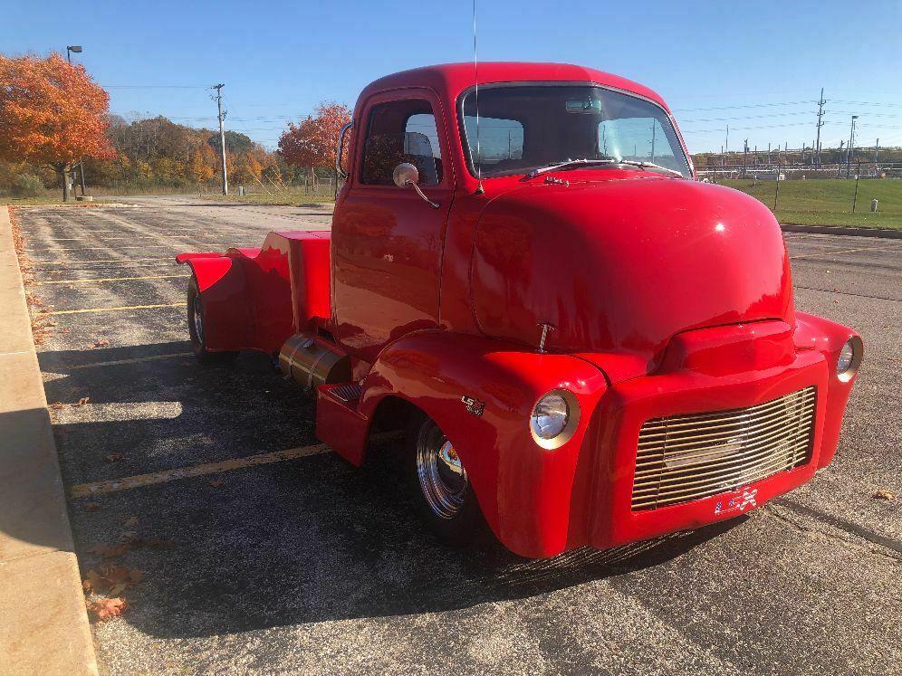 unique 1951 GMC 3500 Custom