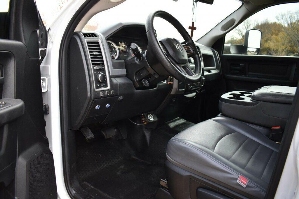 very clean 2016 Dodge Ram 2500 custom