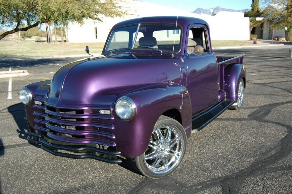 great shape 1947 Chevrolet Pickup custom