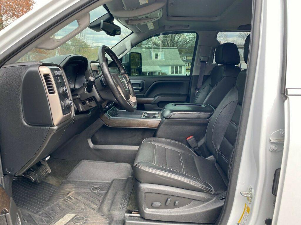 loaded 2017 GMC Sierra 2500 Denali custom
