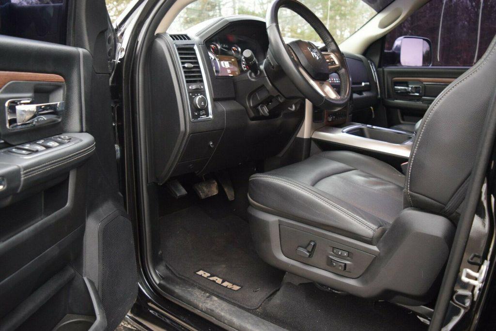 one of a kind 2018 Dodge Ram 3500 Laramie Edition custom