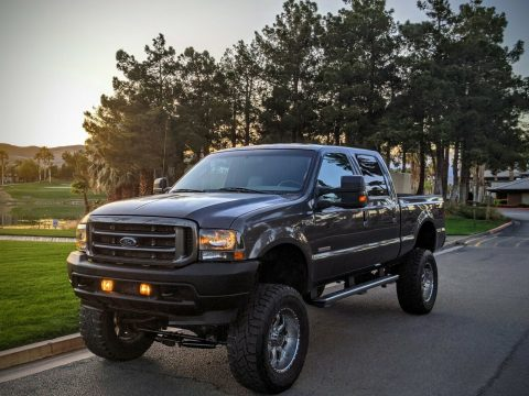 rust free 2004 Ford F 250 Short BED custom for sale