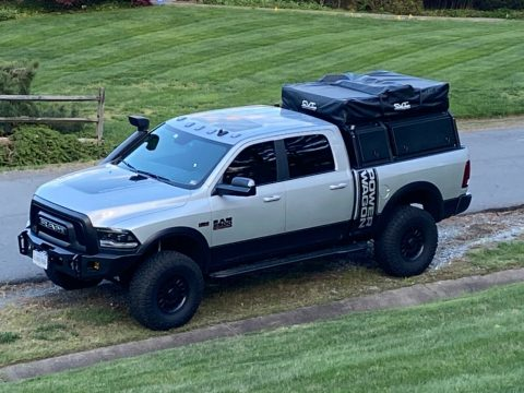 well modified 2018 Ram 2500 custom for sale