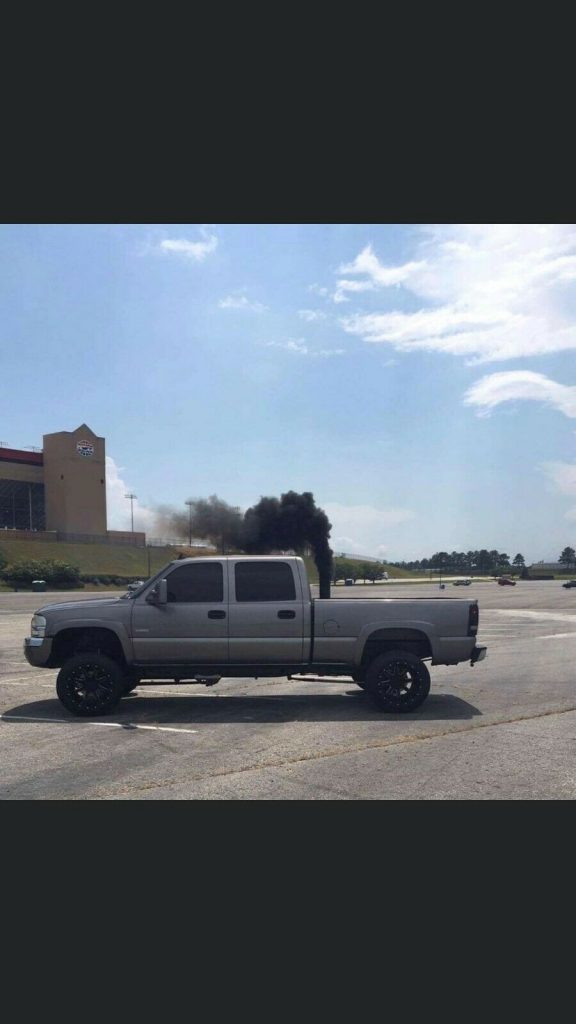 built engine 2007 GMC Sierra 2500 K2500 Heavy DUTY custom