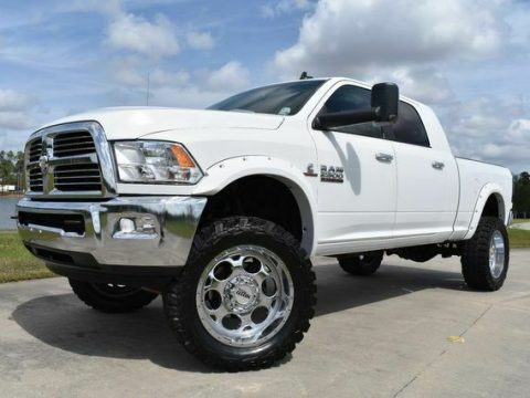 clean 2013 Ram 2500 SLT custom for sale