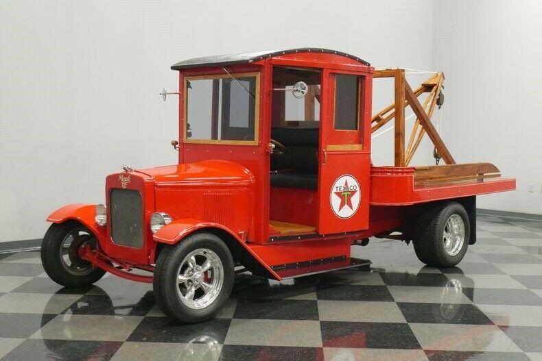 custom built 1925 Mack Tow Truck custom