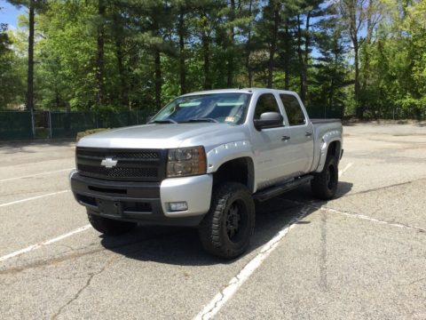 lift kit 2011 Chevrolet Silverado 1500 K1500 LT custom for sale