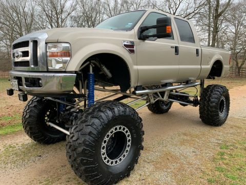 low miles 2009 Ford F 250 Xlt custom for sale