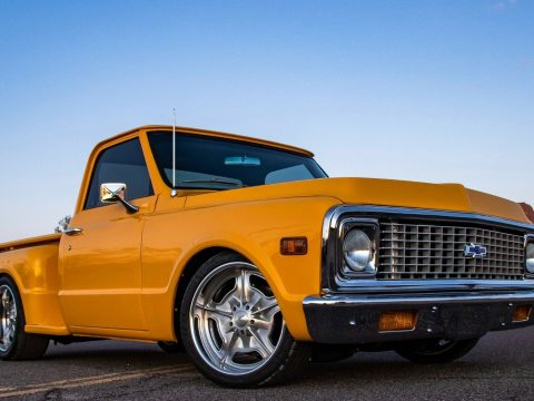 restomod 1971 Chevrolet C 10 custom for sale