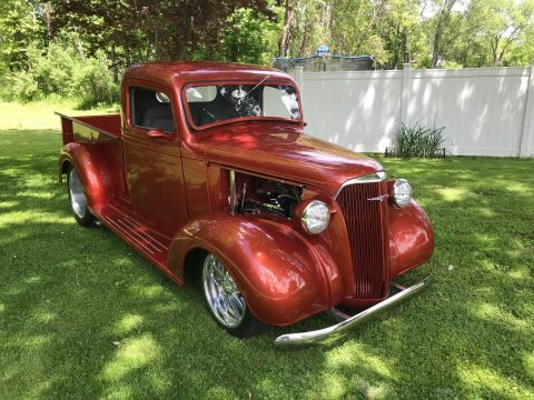 beautiful 1937 Chevrolet Pickup custom for sale