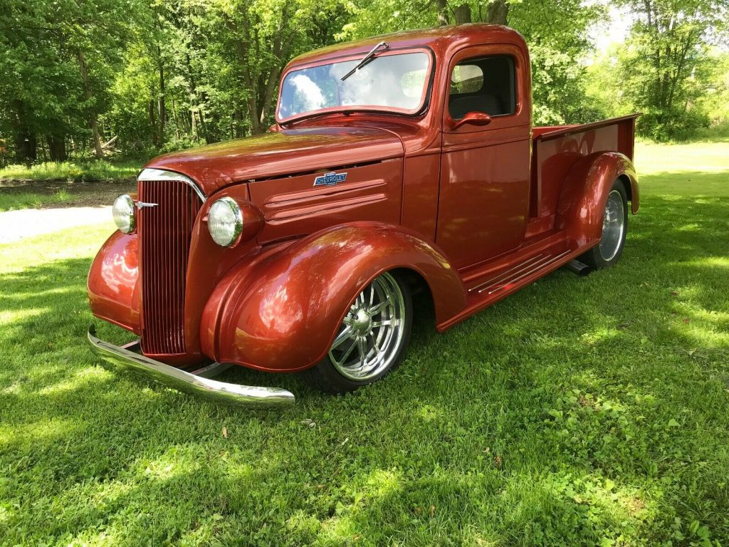 beautiful 1937 Chevrolet Pickup custom