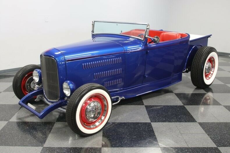 low miles 1931 Ford Pickup custom
