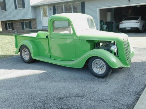 no issues 1937 Ford Pickup custom for sale