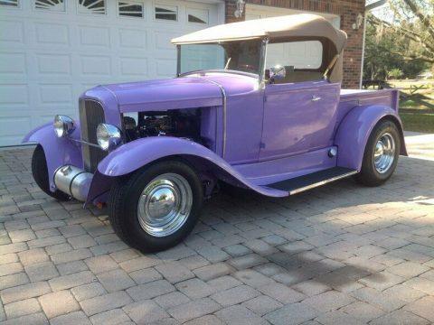pristine 1930 Ford Pickup custom for sale