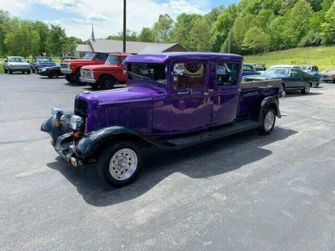special 1932 Ford Pickup custom for sale